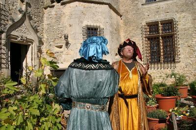 Logis De Moullins 1300 -jpe à Saint Remy du Val
