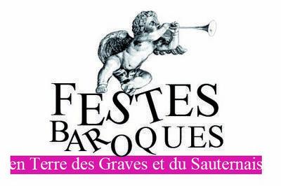 Festes Baroques à Leognan
