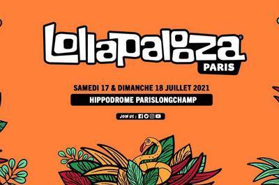 Lollapalooza Paris 2021