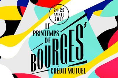 Lomboy - Mahalia - Tshegue - à Bourges