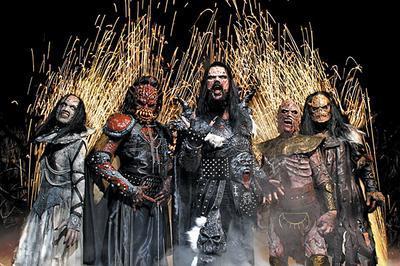 Lordi + Foss à Epinal