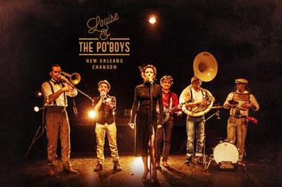 Louise & the Po'Boys à Rasteau