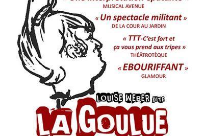 Louise Weber Dite La Goulue à Paris 4ème