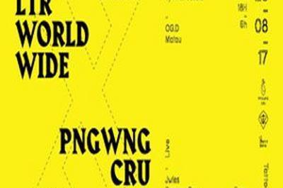 LTR Worldwide X Pngwng Cru - From Haïfa To Paris à Paris 13ème