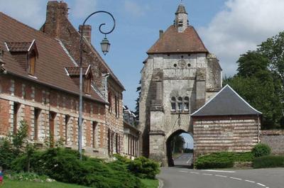 Balade contée de la cité médiévale de Lucheux