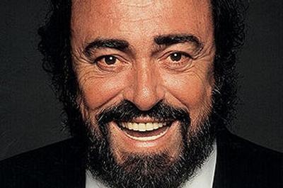 Luciano Pavarotti, Un Hommage à Cannes