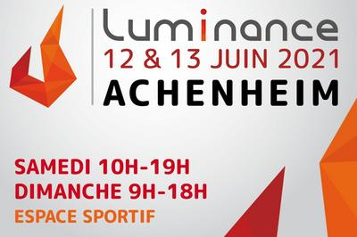 Luminance 2021 à Achenheim