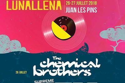 Lunallena 2018 à Juan les Pins