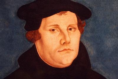 Luther Ouvre Les Portes De La Modernité à Nimes
