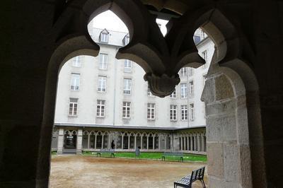 Lycée Chaptal à Quimper