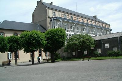 Lycée Pierre Bourdan : Au Coeur Du Patrimoine Guéretois Depuis 1880 à Gueret