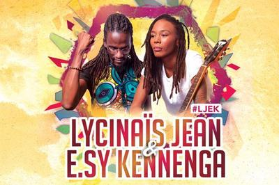 Lycinais Jean & E.sy Kennenga à Montpellier