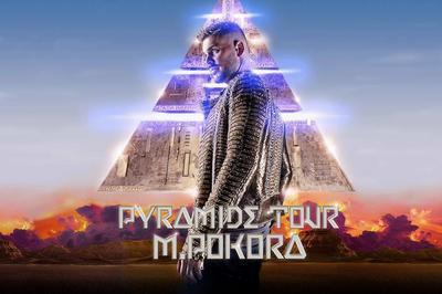 M. Pokora - Pyramide Tour à Nantes