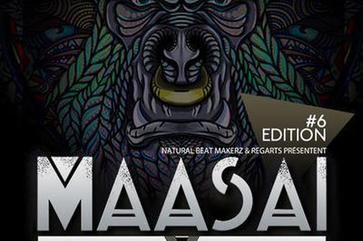 Maasai#6: Major7 X-Noize + Dj Hp à Ramonville saint Agne