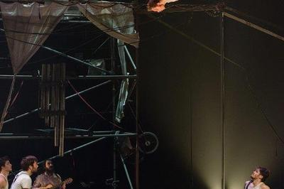 Machine de cirque à Villefranche sur Saone