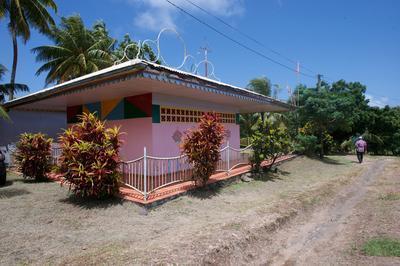 Macouba / Habitation Bellevue / Présentation Du Temple Hindou