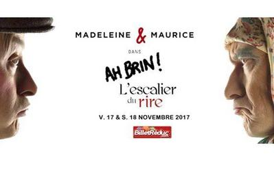 Madeleine Et Maurice à Albert