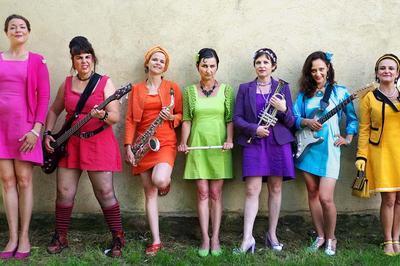 Mademoiselle Orchestra - Millau Jazz Festival