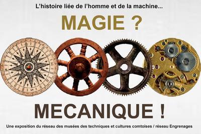 Magie? Mécanique ! à Vaujany