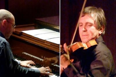 Magie Tzigane duo violon-piano, musique classique tzigane à Grenoble