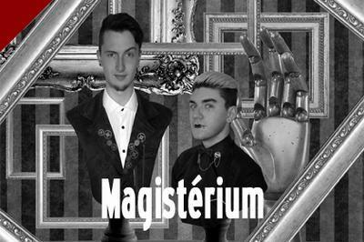 Magisterium : cabaret des curiosités à Nantes