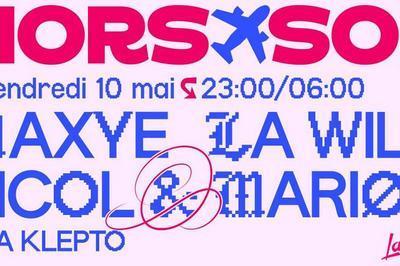 Hors-sol - (ré) Jouissances Printanières ! à Paris 10ème