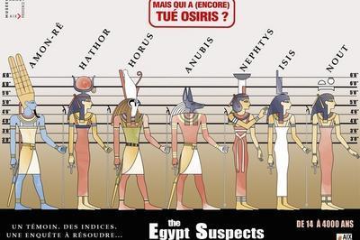 Mais Qui A Encore Tué Osiris ? The Egypt Suspects à Aix en Provence