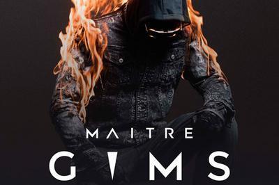 Maitre Gims: Bus Grenoble + Fosse