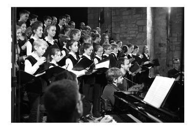 Maîtrise de Bretagne - Concert des rois à Le Rheu