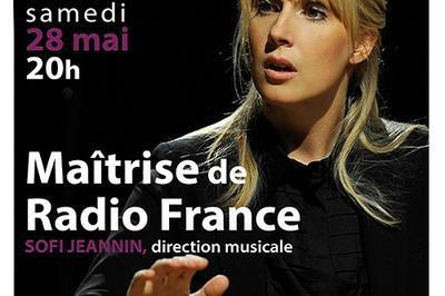 Maîtrise de Radio France à Saint Riquier