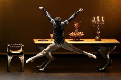 Malandain Ballet Biarritz à Cannes