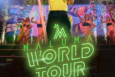 Maluma - World Tour à Paris 12ème