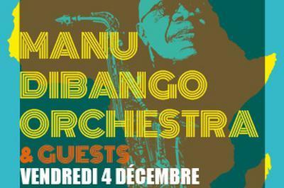Manu Dibango Orchestra & Guests à Marseille