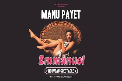Manu Payet à Paris 9ème