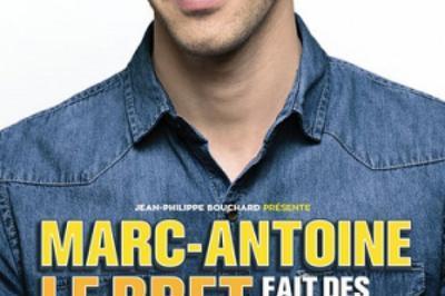 Marc Antoine Le Bret à Bourg les Valence