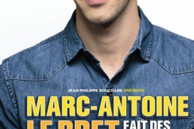 Marc-Antoine Le Bret Fait Des Imitations à Tinqueux