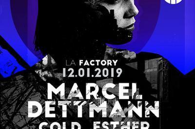 Marcel Dettman + Cold + Esther à Ramonville saint Agne