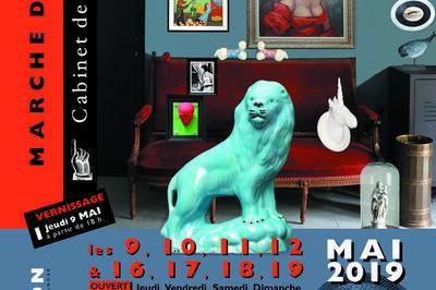 Marche d'art & Cabinet de Curiosité à Fontaine