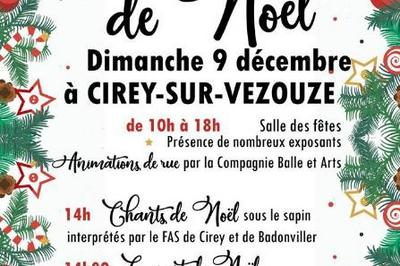 Marche De Noel à Cirey sur Vezouze