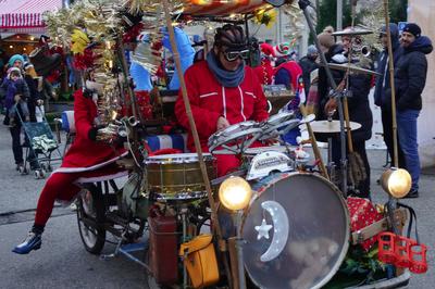 Marché de Noël à Saint Chamond