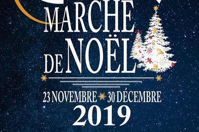 Marché de Noël Amiens 2019