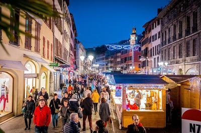 Marché de Noël - Chambéry - 2017