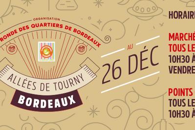 Marché de Noël de Bordeaux 2017