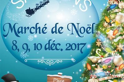 Marché de Noël de Sarrians 2017