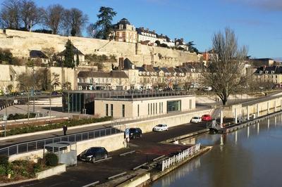Marche Nordique Du Patrimoine - Parcours Urbain Avec Visite Guidée Des Monuments De Pontoise