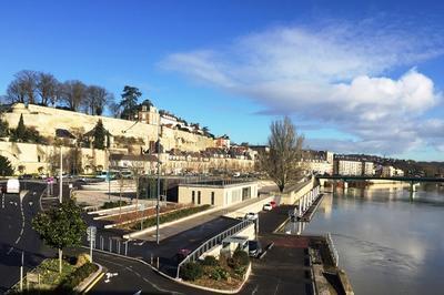 Marche Nordique Patrimoine - Parcours Bucolique Sur Les Berges De L'oise à Pontoise