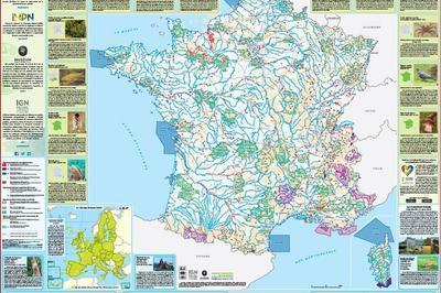 Marchez Sur La Nouvelle Carte Géante De La Biodiversité ! à Saint Mande