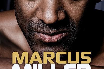 Marcus Miller à Marseille