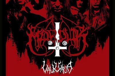 Marduk, Valkyrja et Attic à Villeurbanne