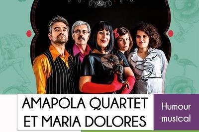 Maria Dolores et Amapola Quartet à Aubigny sur Nere